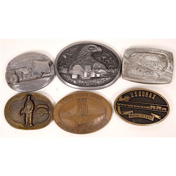 US Mining Company Buckles  [138062]