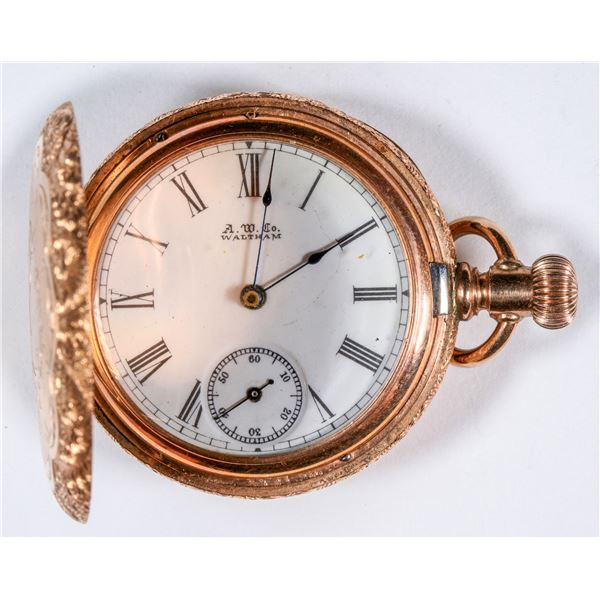 Waltham Pocket Watch  [138374]