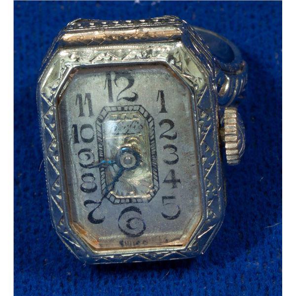 Hafis Ring Watch  [140346]