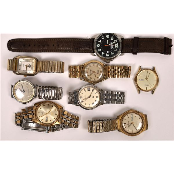 Wristwatch Collection - 8  [138385]