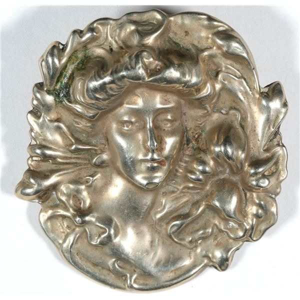 Brooch, Sterling Silver   [140394]