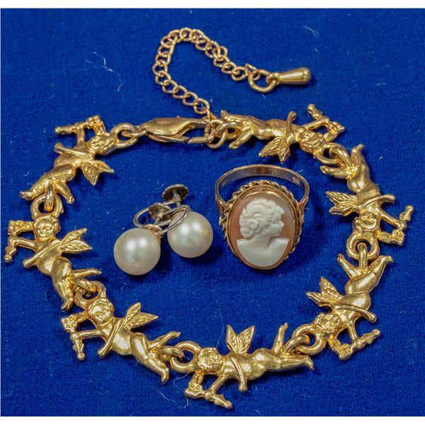 Vintage Jewelry  [140347]