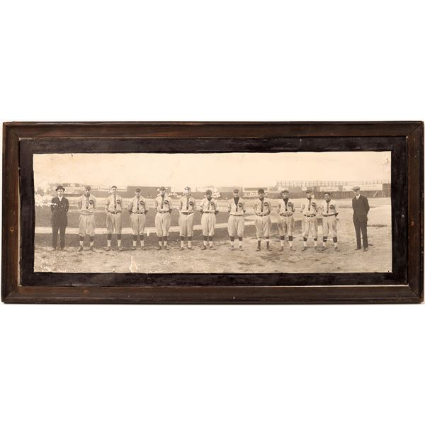 Vintage Denver KC Baseball Team Photograph  [139414]