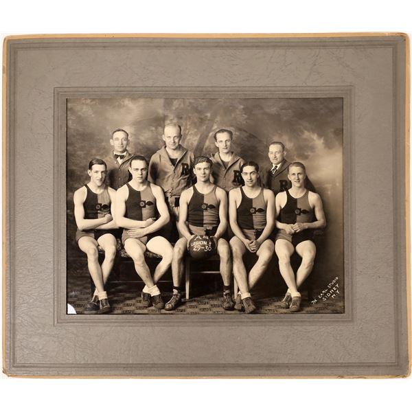 Vintage American Legion Team Photo  [129712]