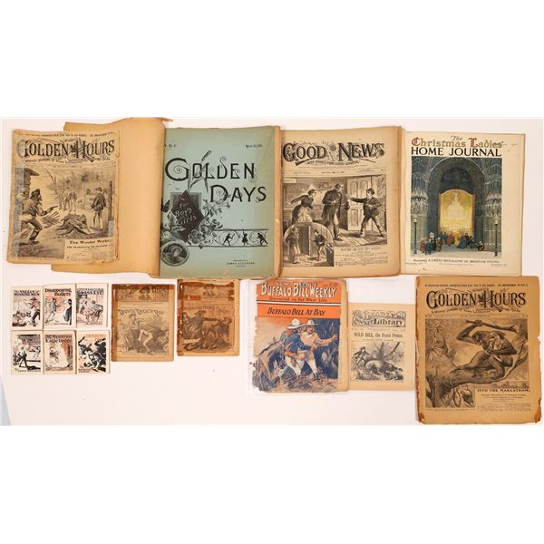 Antiquarian Magazine Mixed Collection (15)  [139677]