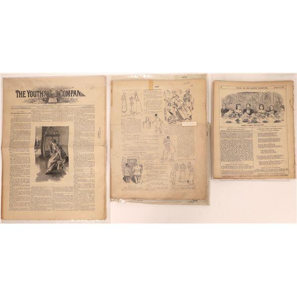 Antiquarian Magazines (7)  [139674]