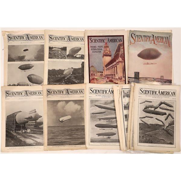 Scientific American Magazines (19)  [139373]