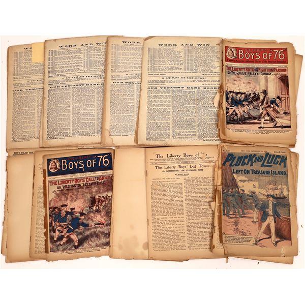 Old Magazines (17)  [139669]