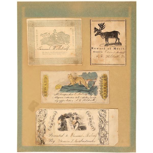 Early Reward of Merit Certificates  [139245]