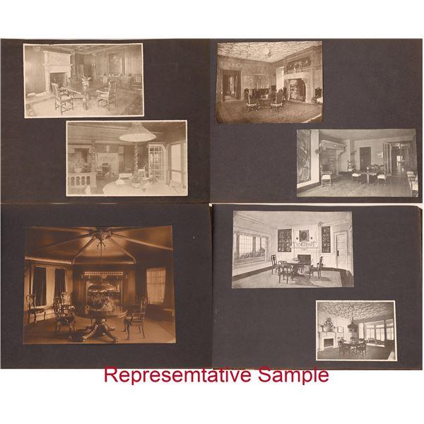 French & English Interior Design Scrapbook  [139019]
