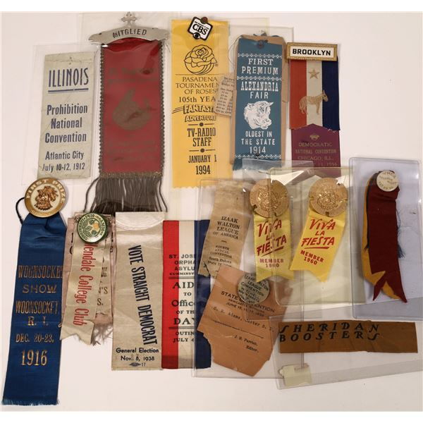 Ribbon Collection (Not Fraternal)  [139256]