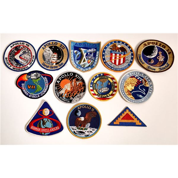 NASA Photographs and Patches from the Skylab Era  [138549]