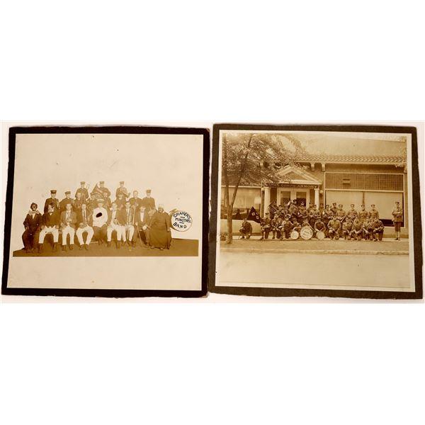 Vintage Band Photographs  [139323]