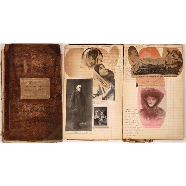 Theatre & Music Album  [139124]