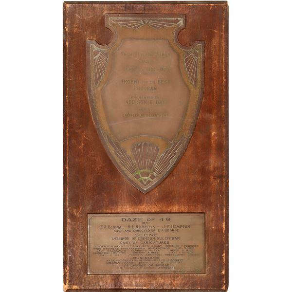 Theatre Trophy  [139270]