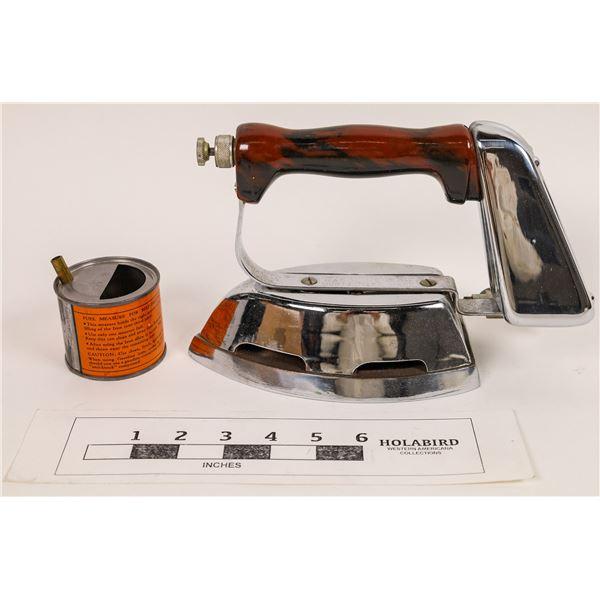 Montgomery Ward Quick Lighting Gasoline Iron  [124719]
