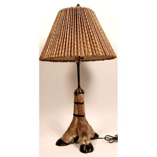 Elk Leg Table Lamp  [140023]