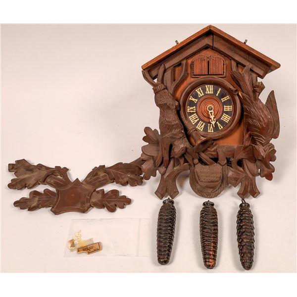 Cuckoo Clock in Need of Repair  [138756]