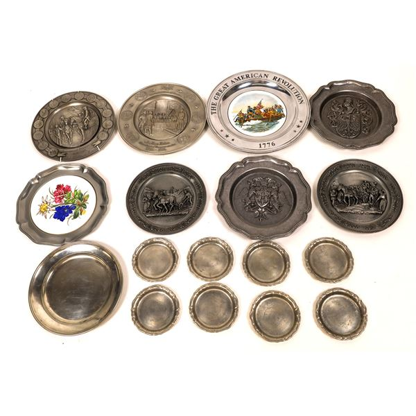 Pewter Plate Collection  [138540]