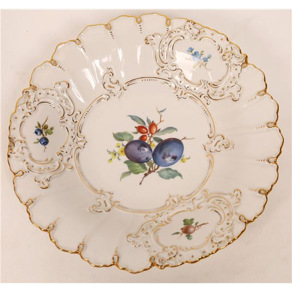 Meissen Fruit Bowl  [140025]