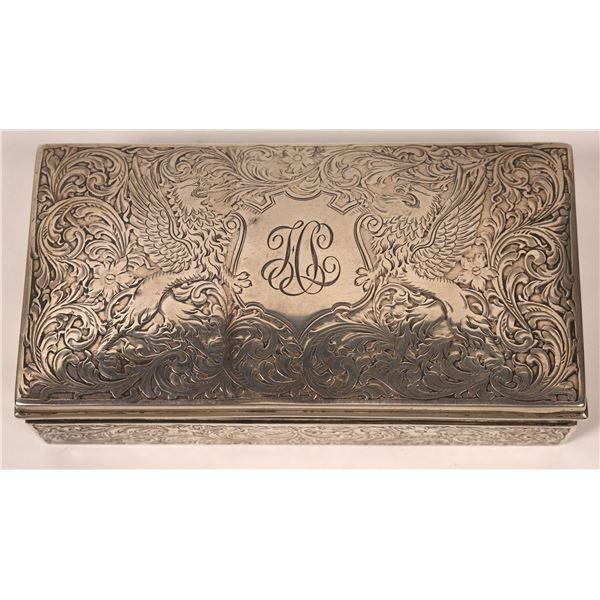 Sterling Silver Box  [138147]