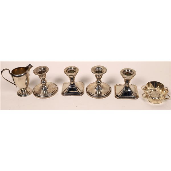 Six Pieces of Sterling Silver  [139345]