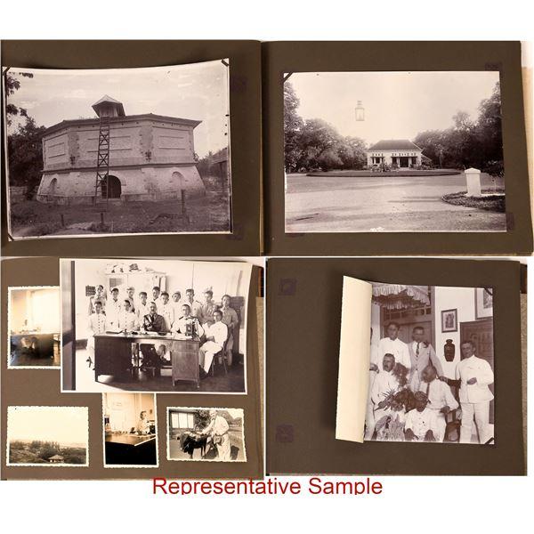 Dutch Indonesia Photo Album 1929  [137986]