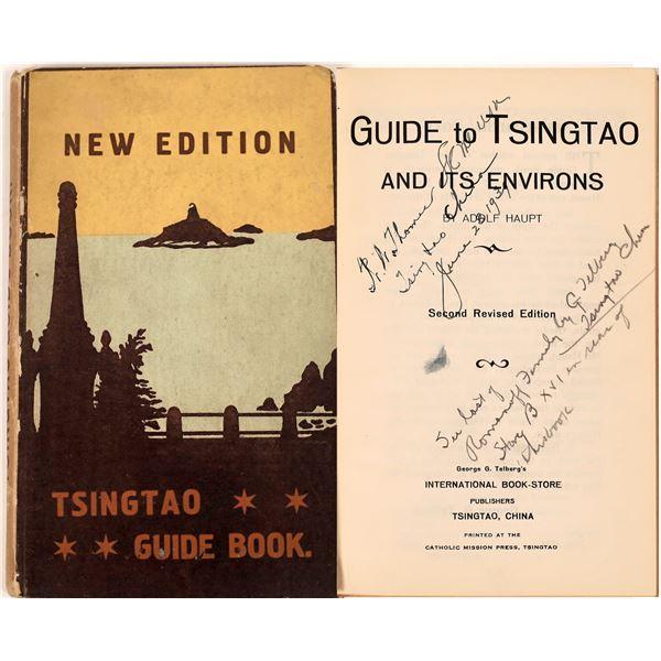Tsingtao, China Guide Book  [127011]