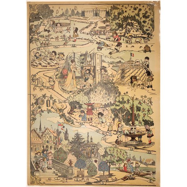 A French Board Game  [139693]