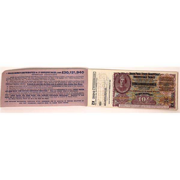 Irish Sweepstakes Tickets  [139145]
