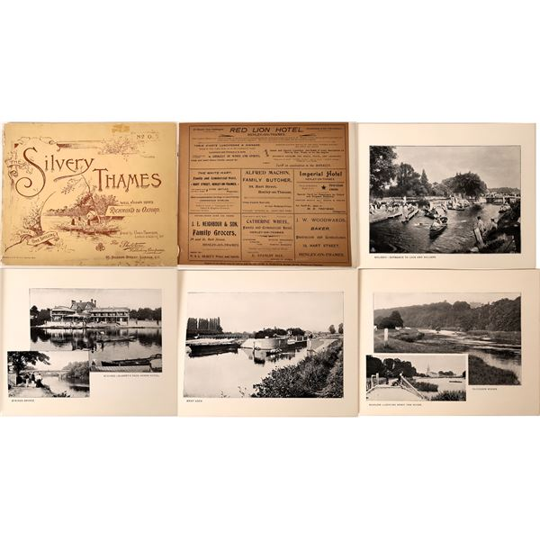 Silvery Thames Photographic Brochure  [139197]