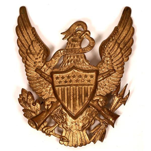Replica 1881 Cavalry Hardee Hat Badge  [139531]