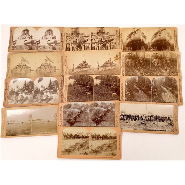 Spanish American War Stereoviews  [138364]