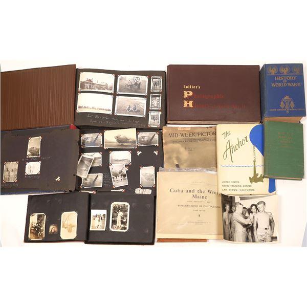 World War II Photos & Books (13)  [139274]