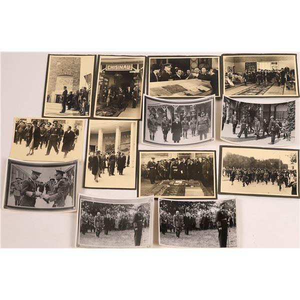World War Two Photos of Moldova's Military  [138365]