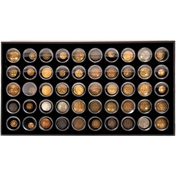 Military Button Collection, 50 pcs  [141135]
