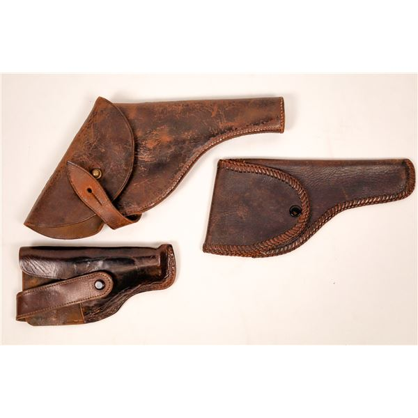 Holsters for Smith & Wesson Service revolvers  [137742]