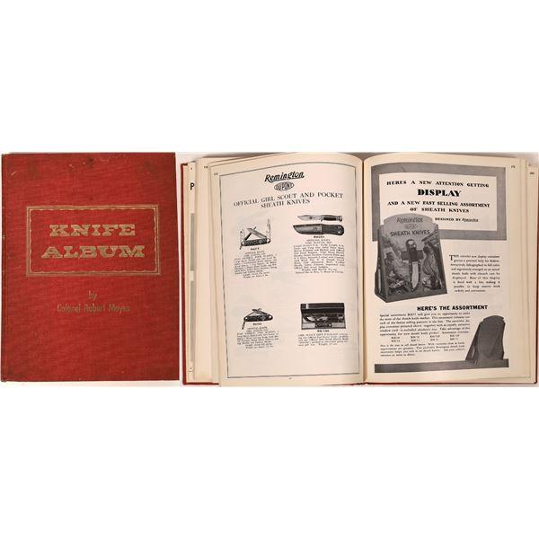 Knife Album (Book)  [139139]