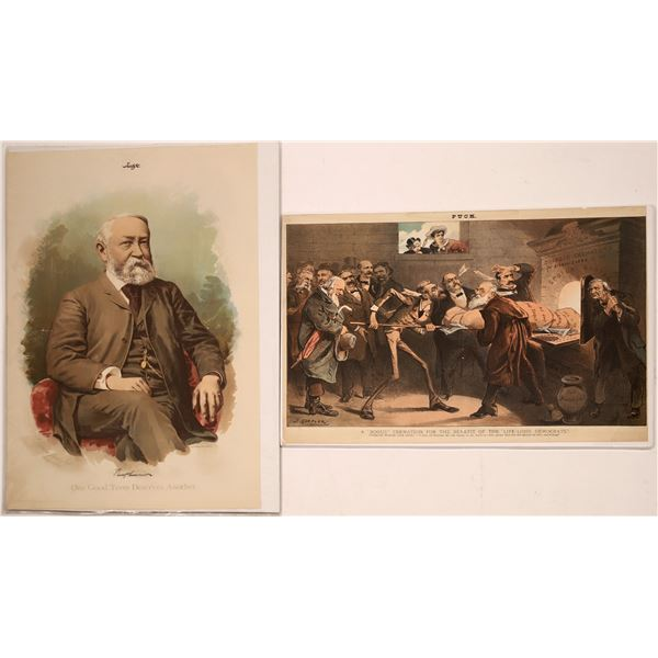Political Art from the 1890's  [139522]