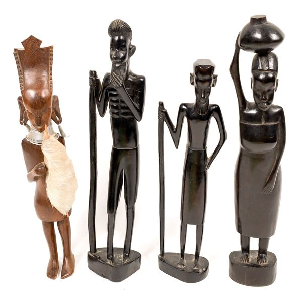 African Statues  [138566]