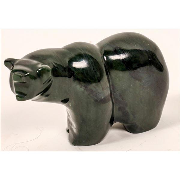 Inuit Bear Sculpture  [139339]