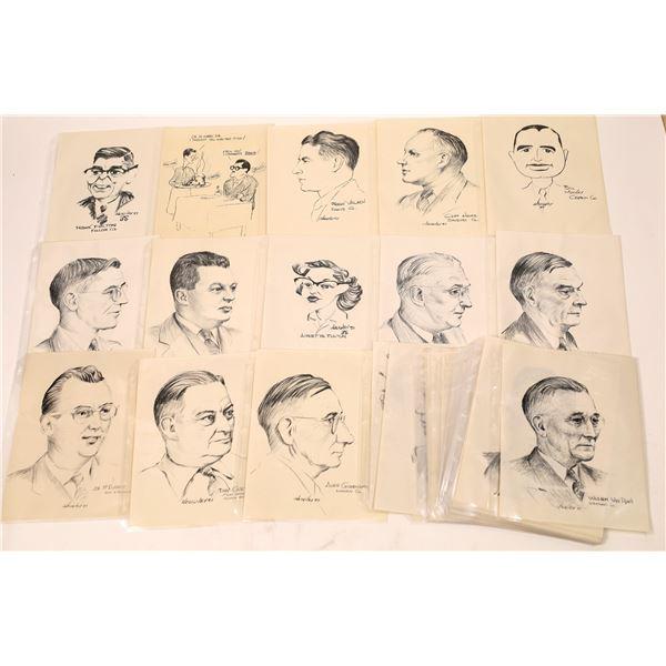 Artist Portfolio: Haugiley 1951  [139977]