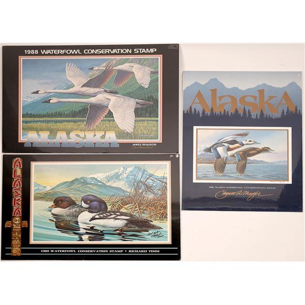 Alaska Duck Stamp Posters  [139527]