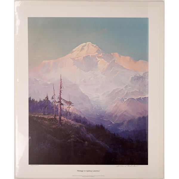 Denali or Mt. McKinley in prints   [139725]