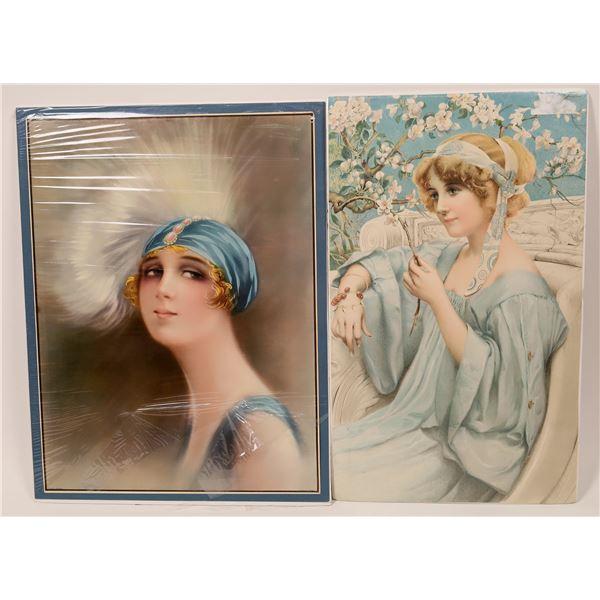 French Victorian Art Prints  [138440]