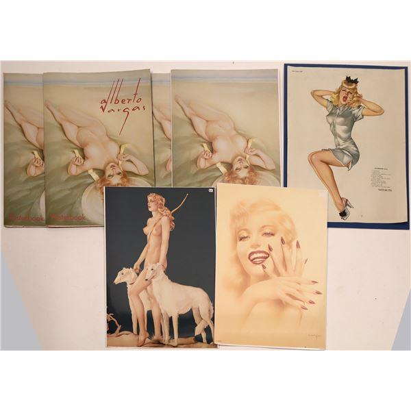 Alberto Vargas Posterbook Collection in Prints   [138442]