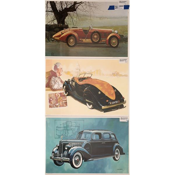 TRW Automotive History in Prints  [139524]