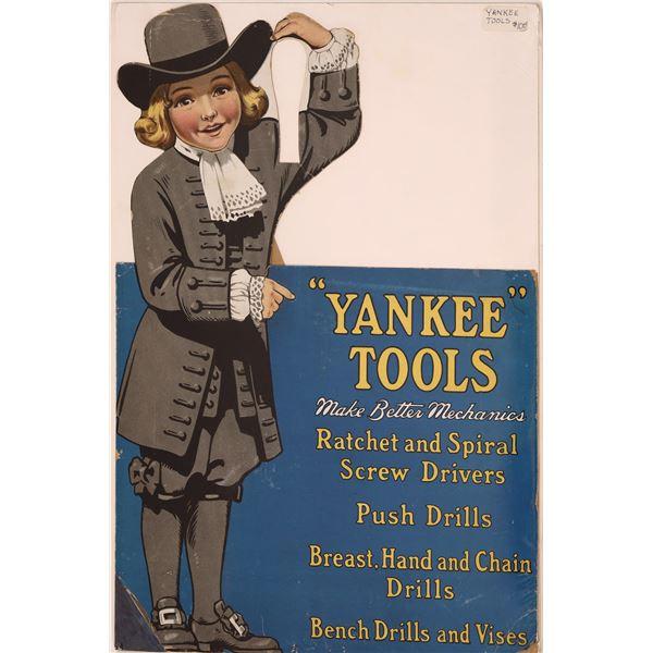 Yankee Tools Advertising Sign  [139512]