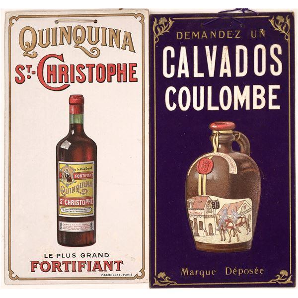 French Liquoure Advertising  [140150]