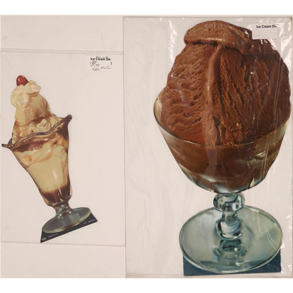 Ice Cream Store Signs  [139114]
